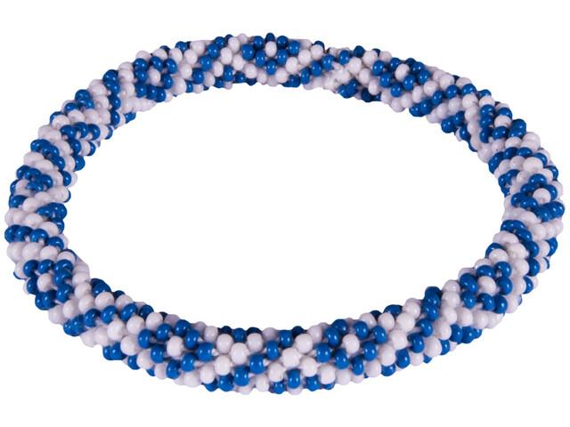 Sherpa Mayalu Two Color Roll On Armbånd, blue tara